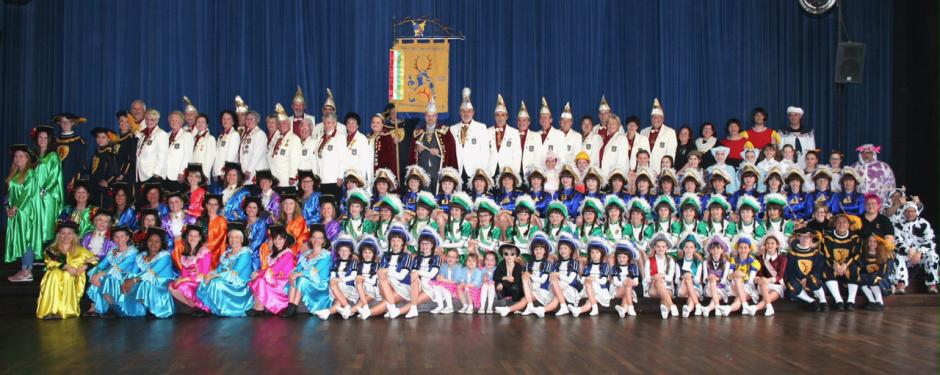 Carnevalgesellschaft Hirschhorner Ritter - Musikgruppen